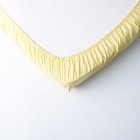 Sarı Lastikli Çarşaf