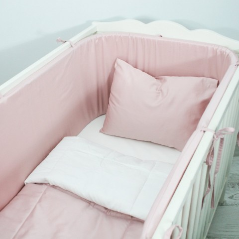 Pure Line Bebek Uyku Seti - Peony