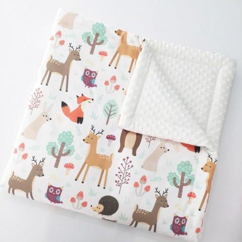 Battaniyeli Yatak Örtüsü
