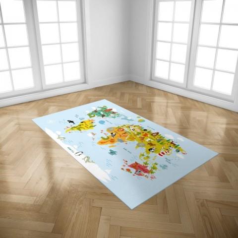 Dünya Haritası Oyun Matı