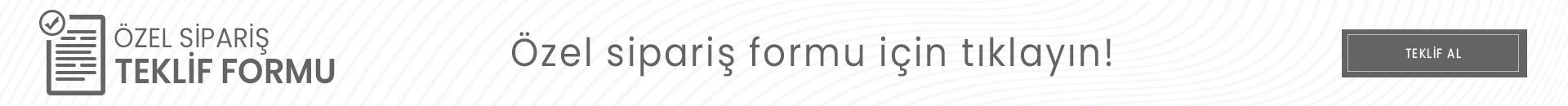 özel teklif formu